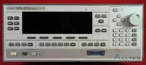 Agilent Keysight 83620b 004 006 10mhz To 20ghz Synthesized Signal Generator