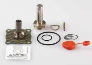 Valve Rebuild Kit with Instructions Asco 302328