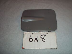 6 X 8 Case Tractor Battery Hood Cover 600b 500b 400b 200b Usa