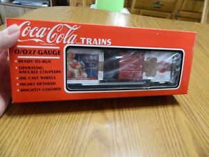 K-Line Coca-Cola 1995 K-644706 Xmas  Box Car - New