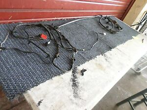 2000 Jeep Wrangler Sahara Tj Interior Sound Bar Wire Harness Oem P56010164ad