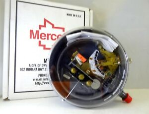 Dwyer Mercoid Series Bourdon Tube Pressure Switch Ds 7221 153 6s