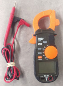 Klein Tools Cl1200 600a Ac Multimeter Clamp Meter Ships Fast