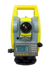 Nwi Nts02s 2 Reflectorless Total Station With Bluetooth Usb Port Sd Csrd Slot