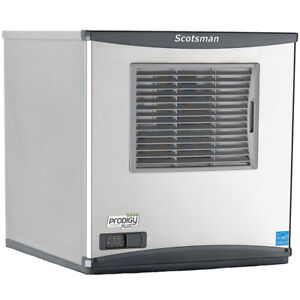 Scotsman C0522sa 32 Prodigy Plus 475lb Ice Maker 22 Air Cooled Small Cube 208v