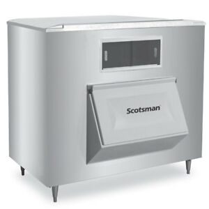 Scotsman Bh1600bb a 1775lb Capacity Upright 60in Ice Storage Bin For C1448ma 3a