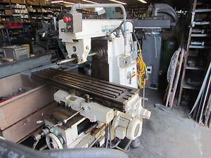 Cincinnati Cinpak45 205 12 Horizontal Milling Machine D 0529