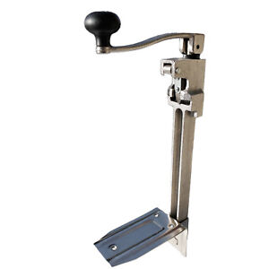 Heavy Duty Commercial Catering Can Opener Bench Top Kitchen Restaurant Home 13