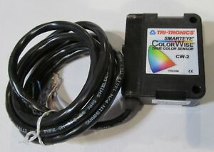 New Tri tronics Cw 2 Smarteye Color Wise True Color Sensor