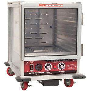 Winholt Nhpl 1810 hhc Half Height Mobile Non insulated Heater Proofer Cabinet
