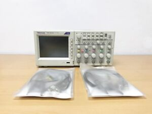 Tektronix Tds2014c 100mhz 4ch Oscilloscope With P6100 Probes