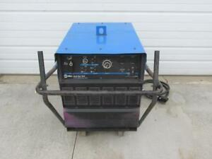 Miller Arc Welder Power Source Gold Star 302 Stick Welder Cc dc