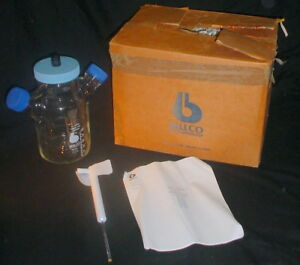 Bellco 1965 01000 1000 Ml Microcarrier Spinner Flask Laboratory Glassware 1