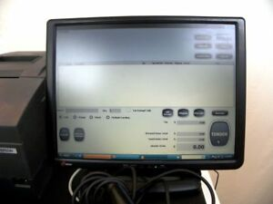 Pos Register Or Point Of Sale Cash Register W touch Screen Pos Software Rugged