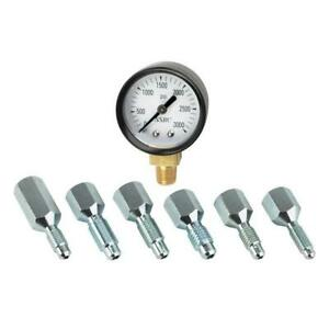 Ssbc A1704 Sure Stop Brake Pressure Gauge Kit