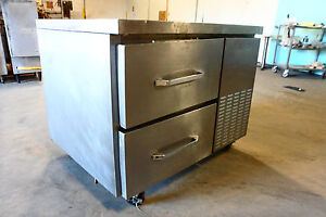 Heavy Duty Commercial Stainless Steel continental Under Counter Refrigerator