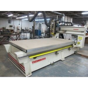 Thermwood Model C53 Cnc Router 5 x10 Table New 2005