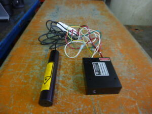 Uniphase Laser W Power Supply