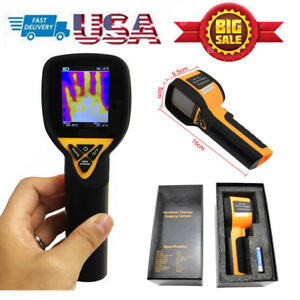 Digital Infrared Thermal Imaging Camera Imager 20 300 Temperature Thermometer