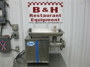 Biro 822 Counter Top Heavy Duty Commercial Butcher Meat Grinder 22