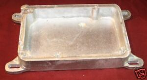 Maytag Engine Model 72 Twin Gas Tank Base Twin Cylinder New Motor Oil Pan