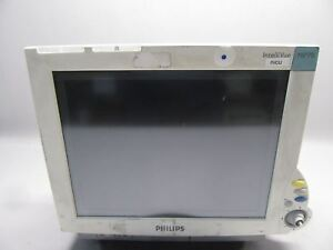 Philips Intellivue Mp70 15 Touchscreen Patient Anesthesia Display Monitor