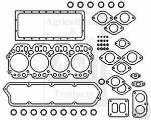Fordson Engine Overhaul Gasket Set Major super Major