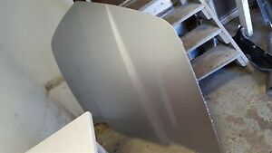 10 13 Camaro Hood Gm Great Used Condition Silver 2010 2011 2012 2013