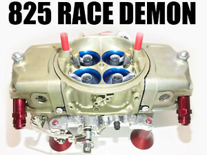 Race Demon 3423015dr Rs Drag Race 825 Alcohol Barry Grant With 8 Fittings Hat