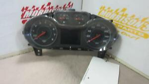 Chevrolet Cruze Speedometer Kph Gasoline At Id 39084638 17 17l1368