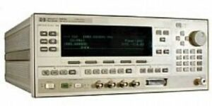 Hp agilent 83623a 10mhz To 20ghz High Power Synthesized Signal Generator