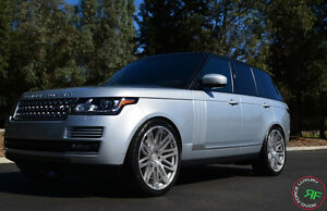 24 Wheels For Range Land Rover Hse Sport 24x10 Inch Rims Set Of 4