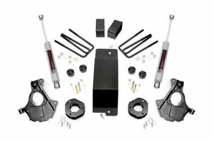 Rough Country 3 5 N3 Lift Kit For 14 18 Chevy gmc 1500 4wd 1500 12130