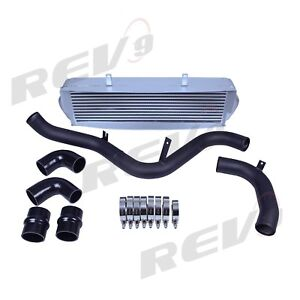 Rev9 For Ford Focus St 2013 2017 Bolt On Front Mount Intercooler Kit Piping