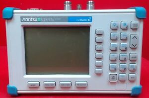 Anritsu Mt8212a Cell Master 25mhz To 4ghz
