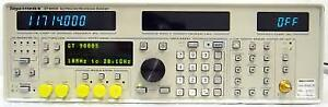 Gigatronics Gt9000s Synthesized Signal Sweep Generator 10mhz To 26 Ghz