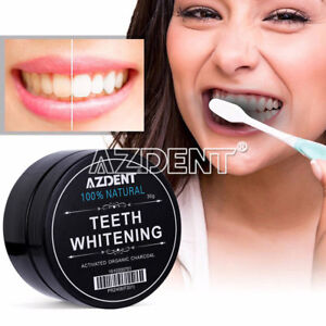 Usps Dental Teeth Whitening Powder 100 Natural Activated Organic Charcoal 30g