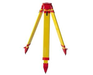 Cst 60 fghd20 on Heavy duty Fiberglass Tripod For Total Station Theodolite