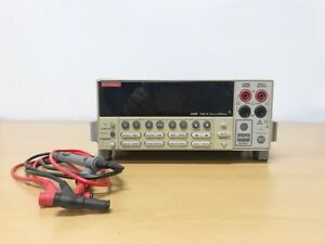 Keithley 2425 100w Sourcemeter With Lead Set