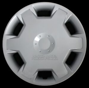 15 Set Of 4 Hubcaps Wheel Covers Snap On Full Hub Caps Fit R15 Tire