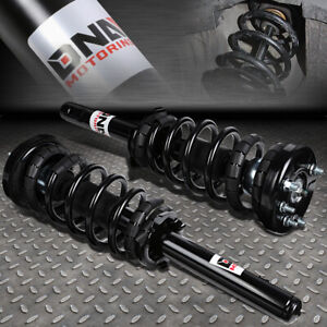 For 98 02 Honda Accord Suspension Front Lh Rh Struts Coil Spring Shock Assembly