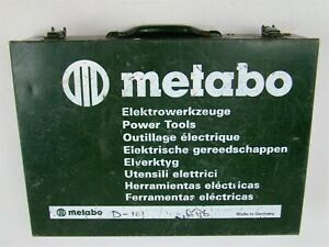 Metabo 02001420 Corded Hammer Drill 120vac Sbe2000