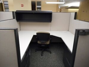 Used Office Cubicles Haworth Premise Cubicles 6x7 5