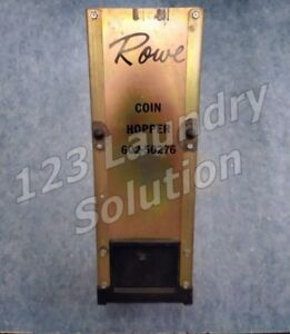 Rowe Coin Hopper P n 602 50276 Used