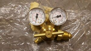 Meco 8218 Gas Regulator Cga 580 Type G Free Shipping