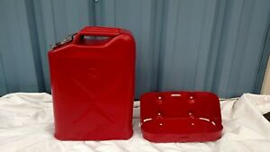 Jerry Gas Can And Holder Us 5 Gallon