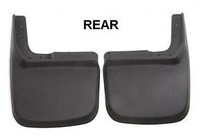 Husky Liners Rear Mud Guards Flaps For 1997 2004 Dodge Dakota