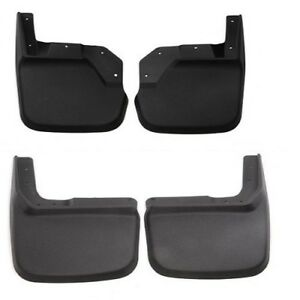 Husky Liners Front Rear Mud Flaps Guards For 2005 2011 Dodge Dakota