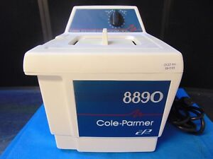 New In Box Cole parmer Ultrasonic Cleaner With Timer And Heater Rh193bx