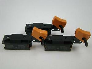 3 Pcs Omron Trigger Switches C3d 15as